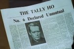 The Village newspaper reports No. 6 as 'Unmutual'